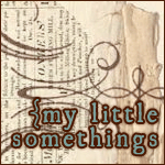 Mylittlesomethings