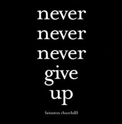 Nevernevernevergiveup