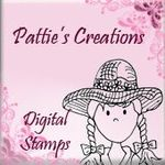 Patties Creations Digi Stamps