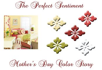 Mother's Day Color Story